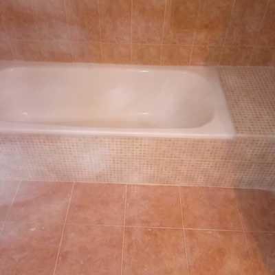 Reparacion de valvula de desagüe de bañera