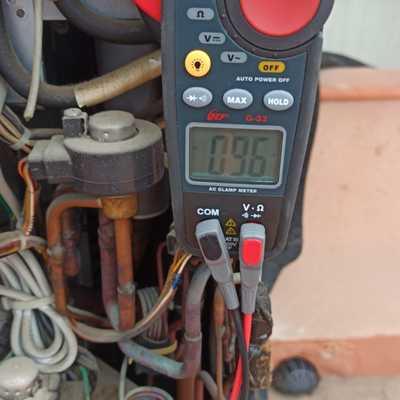 Reparación de aire acondicionado rvr