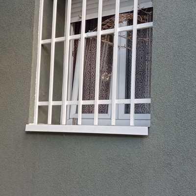 Verjas en ventana