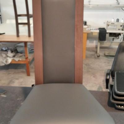 Tapizado de silla
