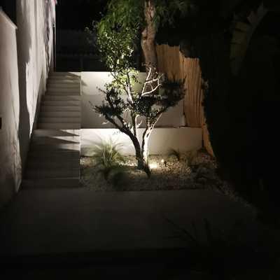 Alumbrado jardín