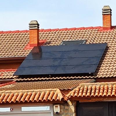 8 Paneles Sunpower 330 Wp Full-Black en Rivas-Vaciamadrid