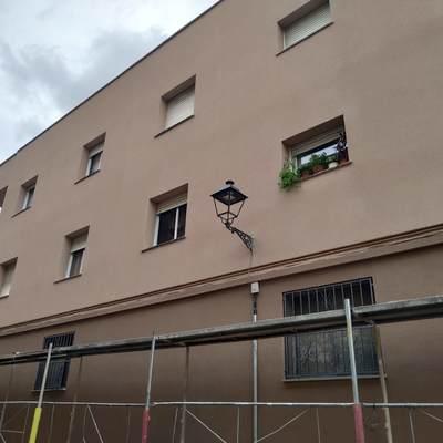 rehabilitación total de fachada en Olesa de Montserrat
