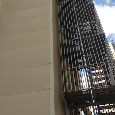 Instalación de gas natural en hotel