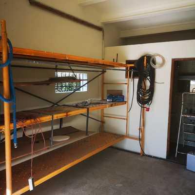 Rehabilitación de garaje