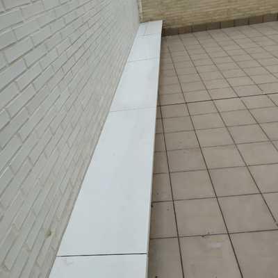 Terraza limpia