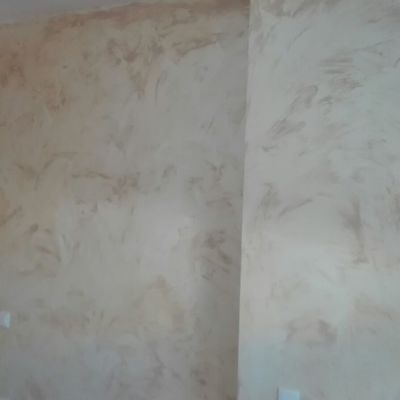 alisado paredes y pintura decorativa