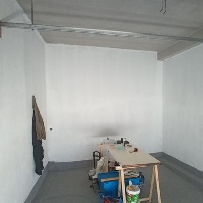 Reacondicionando Garage-local