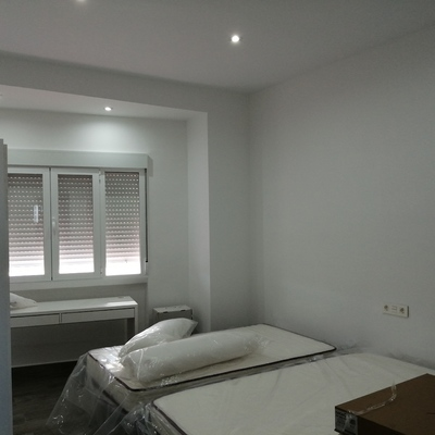 Dormitorio 1 Despues