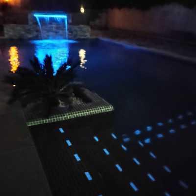 Foto nocturna.