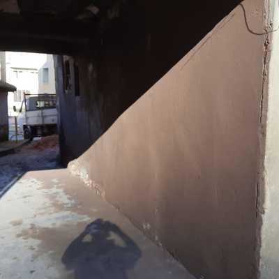 Reconstrucción de pared