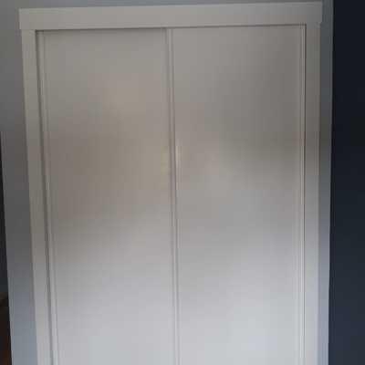Pintar armario
