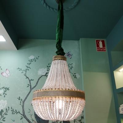 Lámpara decorativa colgante