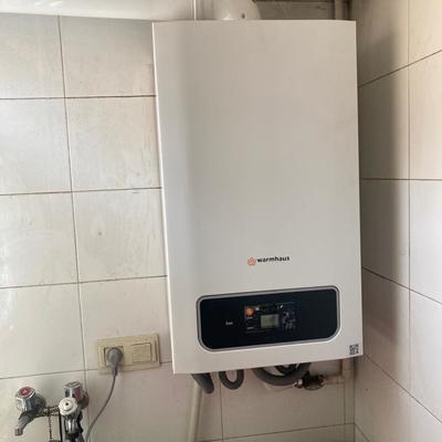 Caldera de gas 24kw warmhaus