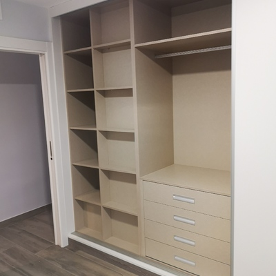Reforma completa con mobiliario