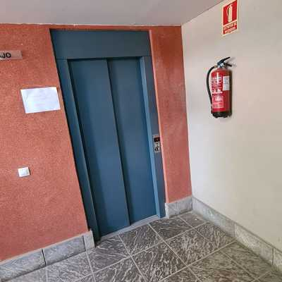 Terminacion de ascensor
