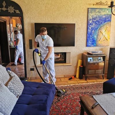 Limpieza de viviendas vacacionales