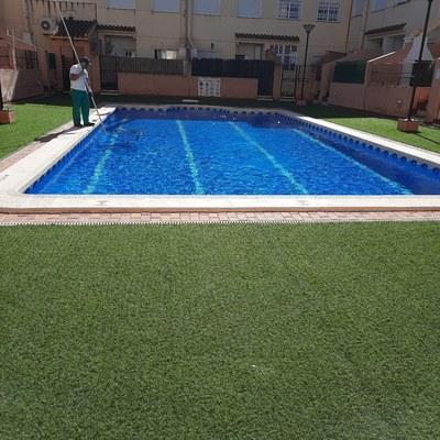 Mantenimiento de piscinas