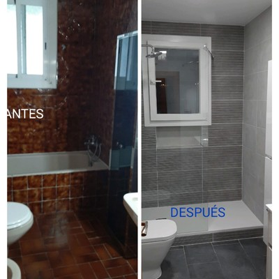 Baño Antes/Despues