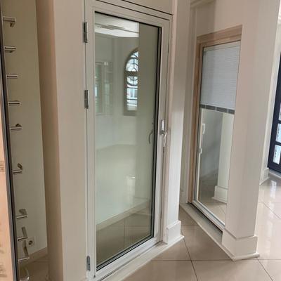 Puerta Mixta Balconera