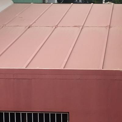 Grieta en techo