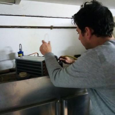 Reparación de frigorífico de 4 puertas