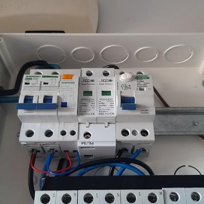 Adecuación de cuadro eléctrico principal a Normativa