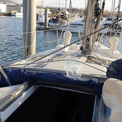 Limpieza tapicería de barco