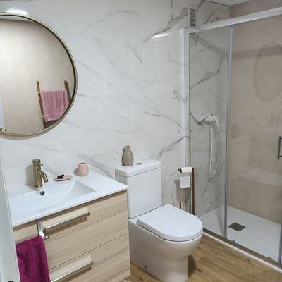 Reforma cuarto baño valencia