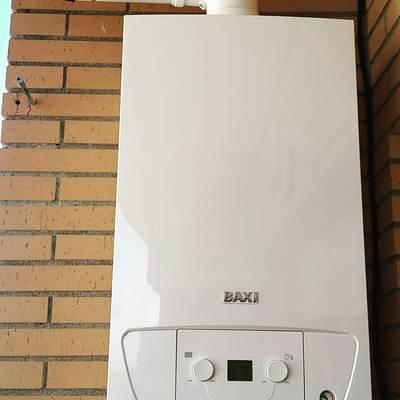 Calderas de calefacción a gas y gasoil