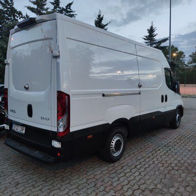 Iveco Daily 2021 !!