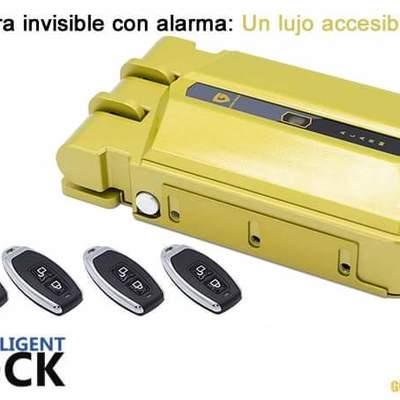 Cerradura invisible