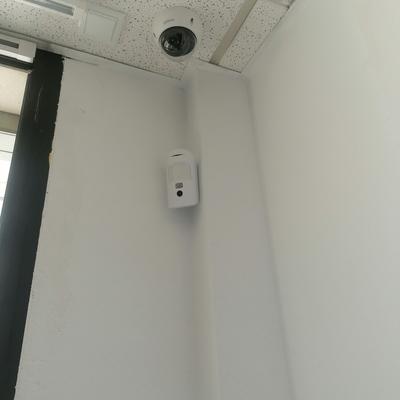 CCTV + Verificación Detector Imagen