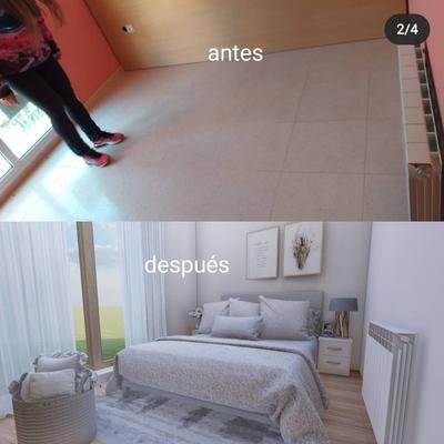 habitación matrimonio