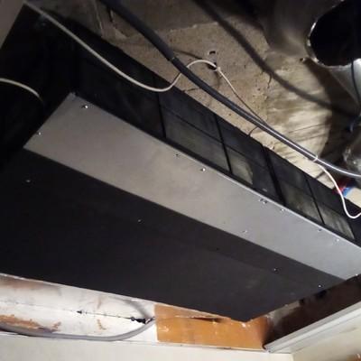 Instalación aire acondicionado de conductos