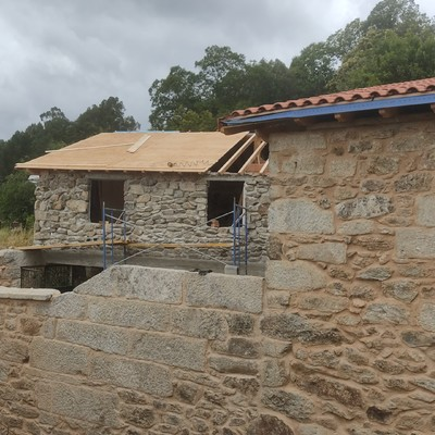 Rehabilitación de casa rustica completa