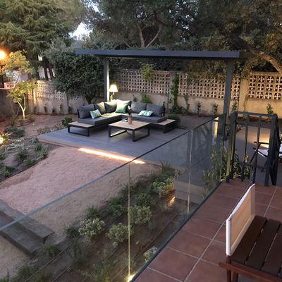 Reforma terraza en Galapagar