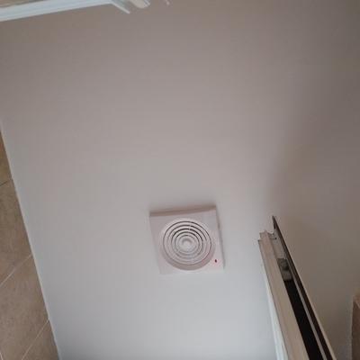 Resultado techo/baño reparado