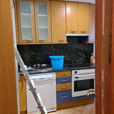Limpieza de cocina de a fondo