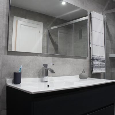 Reforma baño en villarreal