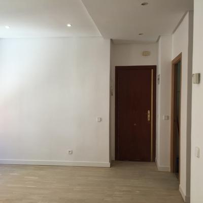 Zona de entrada en apartamento