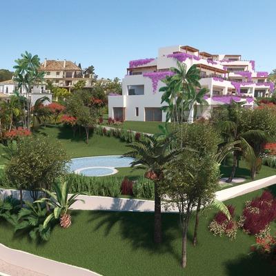 Infografias promoción nueva Marbella