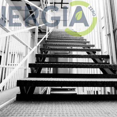 Escaleras de Incendio