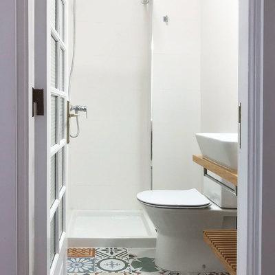 Baño de un piso tras reforma (La Victoria de Acentejo, Tenerife)