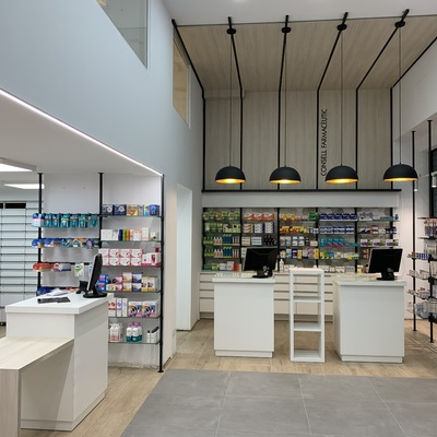 Reforma Integral Farmacia