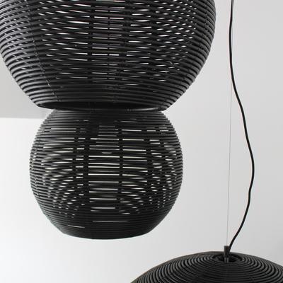 Detalle lámparas dark
