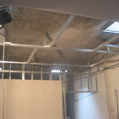 colocacion pladur terchos i paredes
