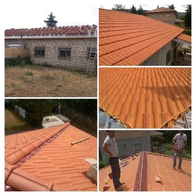 reforma tejado casa vieja
