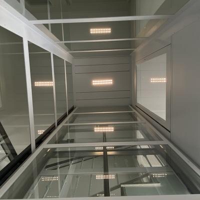 Ascensor interior por hueco de escalera