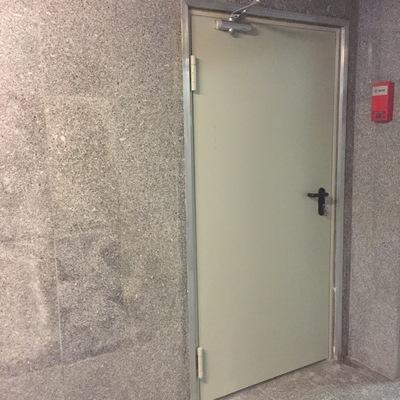 Colocacion de puertas RF